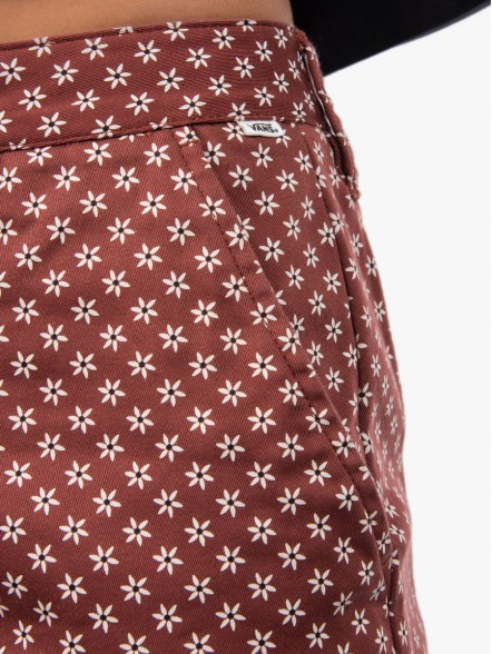 Vans Authentic Chino Print W   Fuxia, Urban Tribes United.