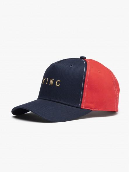 King Cap | Fuxia