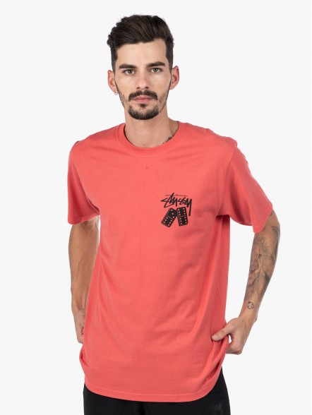 Stussy Dominoes | Fuxia