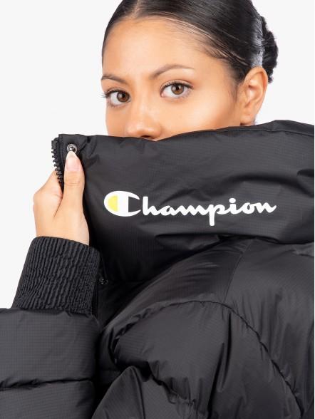 Champion Cropped Rochester W | Fuxia