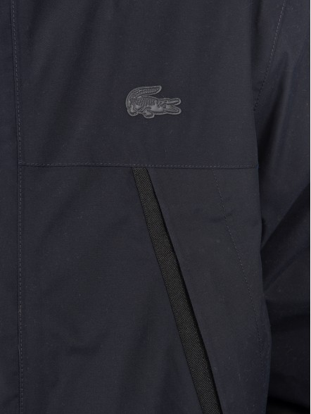 Lacoste Water-Resistant Quilted | Fuxia, Urban Tribes United.