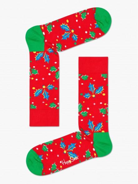 Happy Socks Holly | Fuxia