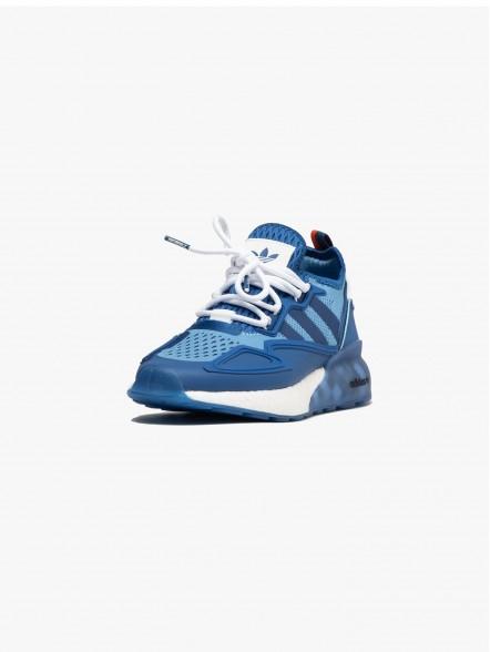 adidas Ninja ZX 2K Boost Jr | Fuxia