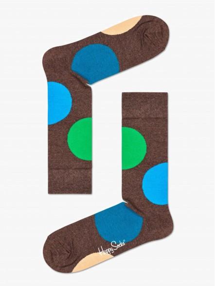Happy Socks Jumbo Dot | Fuxia