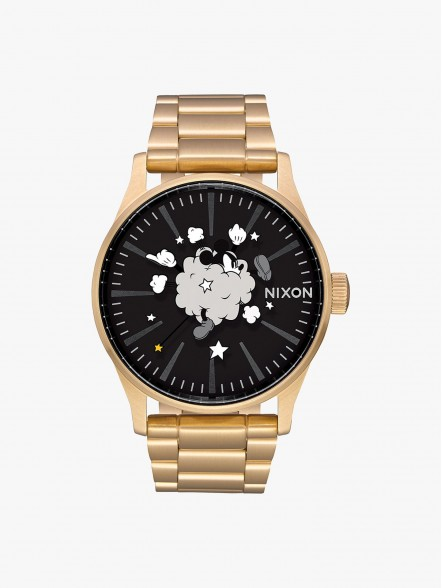Nixon Sentry SS Mickey Mouse | Fuxia, Urban Tribes United.