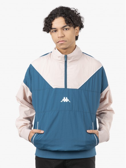 Kappa Pullover Authentic 90 | Fuxia, Urban Tribes United.