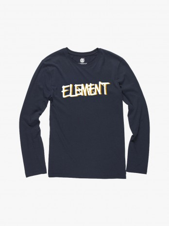 Element Long Sleeve Word Boy