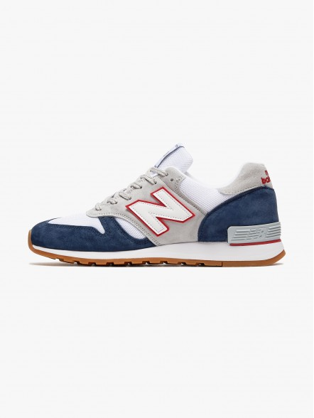 New Balance M670 Made in England | Fuxia