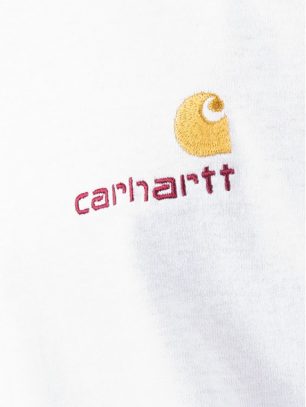 Carhartt American Script | Fuxia