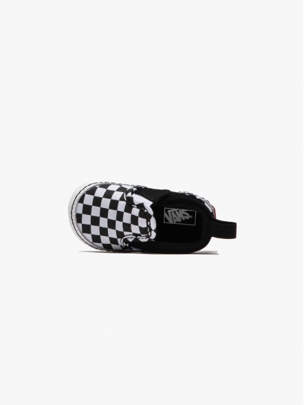 Vans Slip-On Checkerboard V Inf | Fuxia