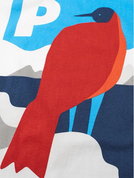 By Parra Seahawk in Antarctica | Fuxia, Urban Tribes United.
