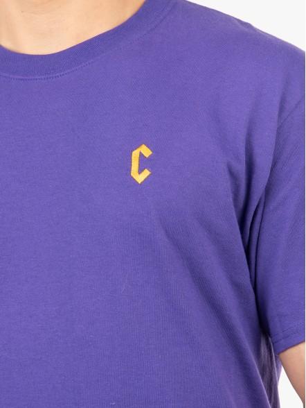 Chrystie New York C Logo | Fuxia, Urban Tribes United.