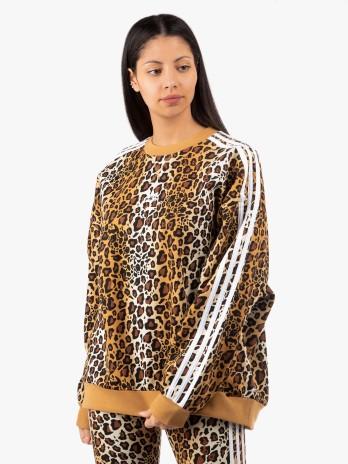 adidas Crew Leopard W