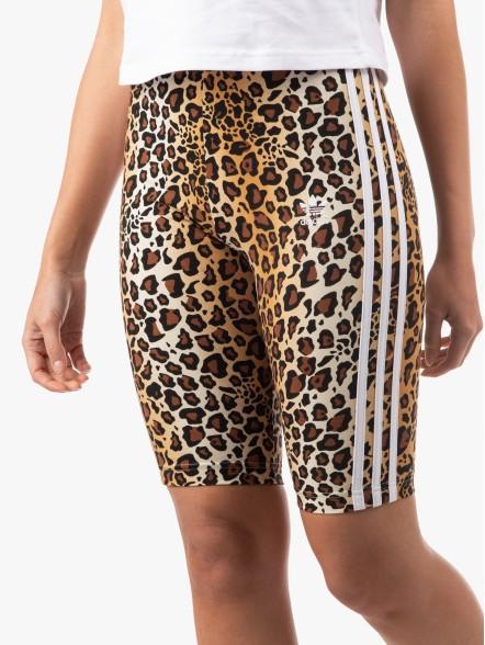 adidas Short Leopard W | Fuxia