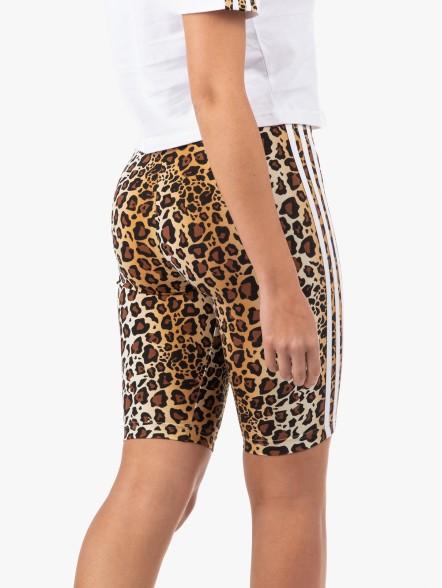 adidas Short Leopard W | Fuxia, Urban Tribes United.