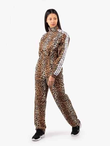 adidas Leopard Crew W | Fuxia, Urban Tribes United.