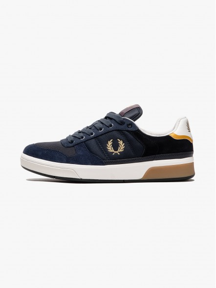 Fred Perry B300 Suede | Fuxia