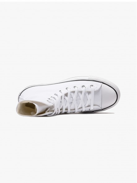 Converse All Star Chuck Taylor Extra High Platform | Fuxia
