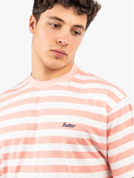 Buttergoods Cycle Stripe | Fuxia