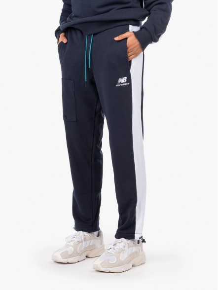 New Balance Athletic Fleece   Fuxia