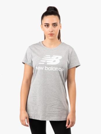 New Balance Essentials Stacked Logo W