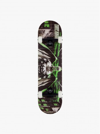 Tony Hawk SS 540 Complete Wasteland Green 8''