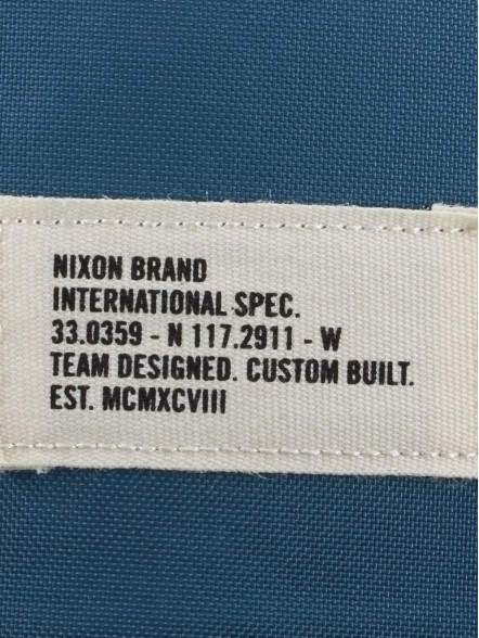 Nixon Miguel Strapback | Fuxia