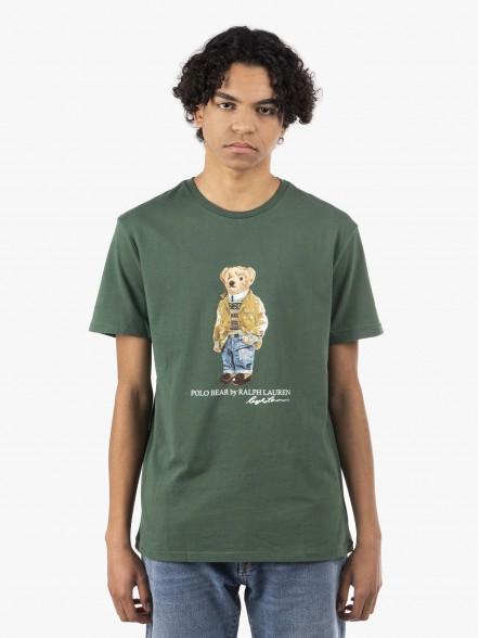 Polo Ralph Lauren Bear Jersey | Fuxia