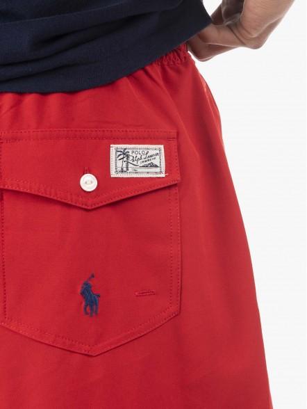 Polo Ralph Lauren Traveler Swin | Fuxia