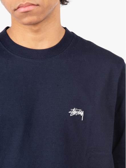 Stussy Overdyed SS | Fuxia
