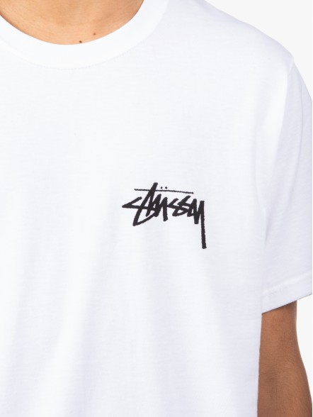 Stussy Peace Sign | Fuxia