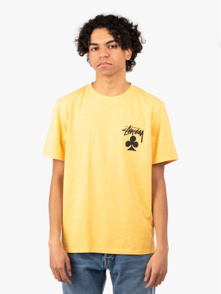 Stussy Club Pigment Dyed | Fuxia