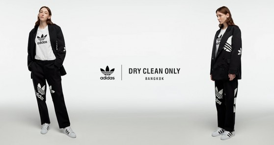 adidas x Dry Clean Only