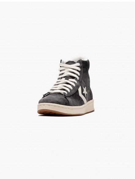 Converse Court Daze Pro Leather Hi W | Fuxia