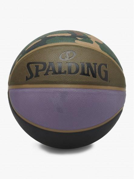Carhartt x Spalding Basketball Valiant 4 | Fuxia