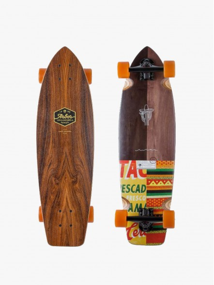 """Arbor Cruiser Complete Groundswell Rally 8.875"""" 