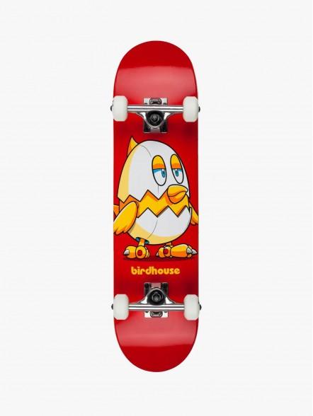 Birdhouse Complete Stage 1 Chicken Mini 7.38'' | Fuxia