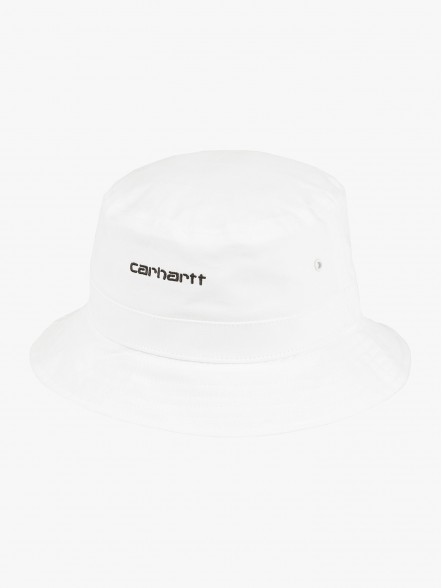 Carhartt Script Bucket Hat   Fuxia