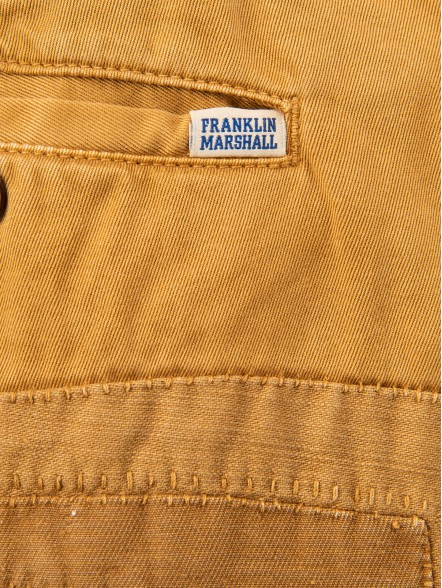 Franklin & Marshall Vintage Gold | Fuxia