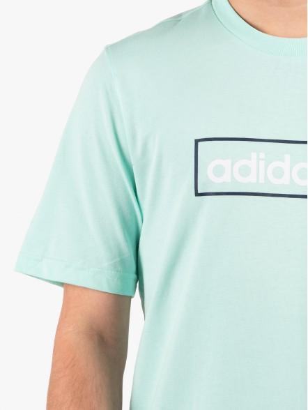 adidas Linear Logo | Fuxia