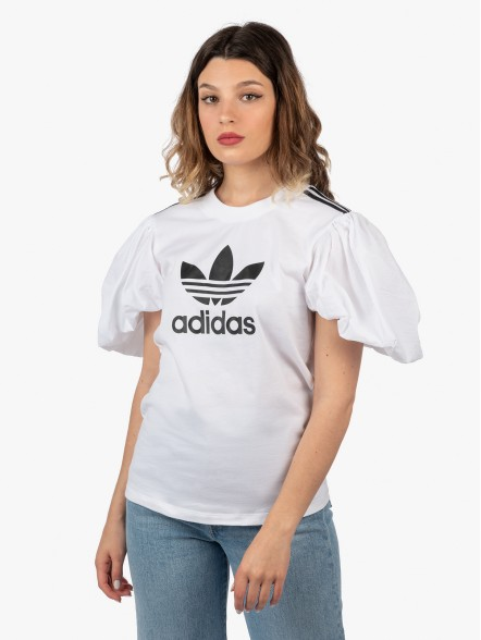 adidas x Dry Clean Only Puff Sleeve W | Fuxia
