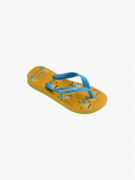 Havaianas Minions Kids   Fuxia
