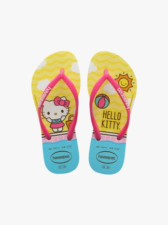 Havaianas Slim Hello Kitty Kids