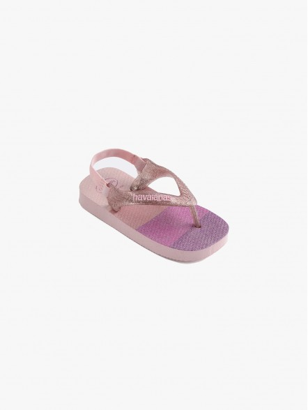 Havaianas Palette Glow Baby | Fuxia