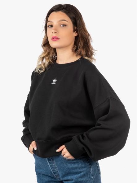 adidas Adicolor Essentials Fleece W   Fuxia