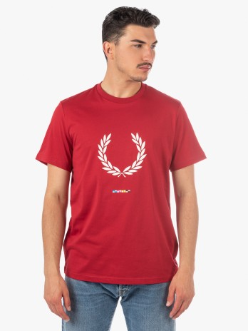 Fred Perry Print Registration