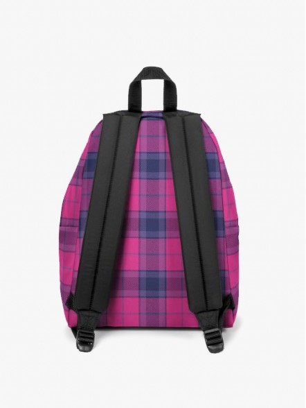 Eastpak Padded Pak'r®Checked   Fuxia