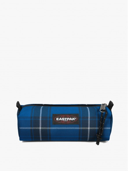 Eastpak Benchmark Checked | Fuxia