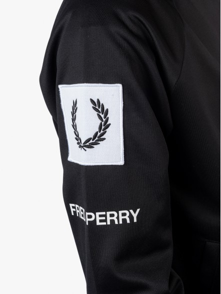 Fred Perry Bold Branding Track   Fuxia