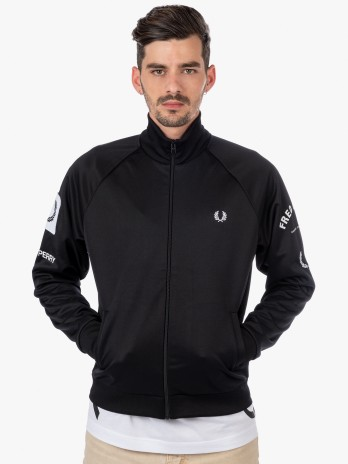 Fred Perry Bold Branding Track
